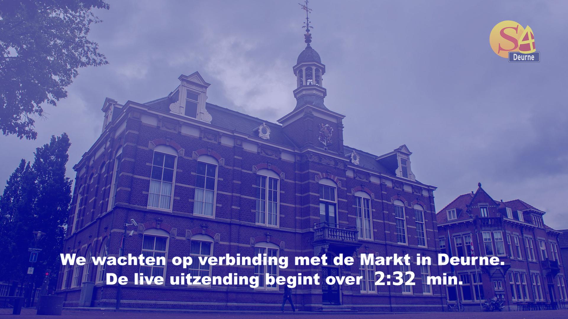 Sinterklaas livestream op 15 november 2020